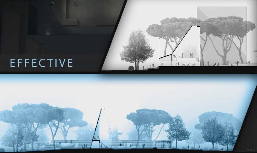 video concept architettonico